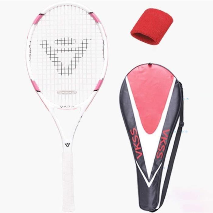 Raquette de tennis professionnelle ultra lgre en carbone pour adulte Unisexe[6066]