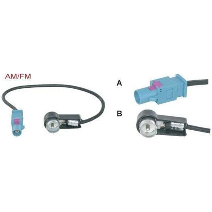 Adaptateur pour Antenne universel - Fakra Male/...