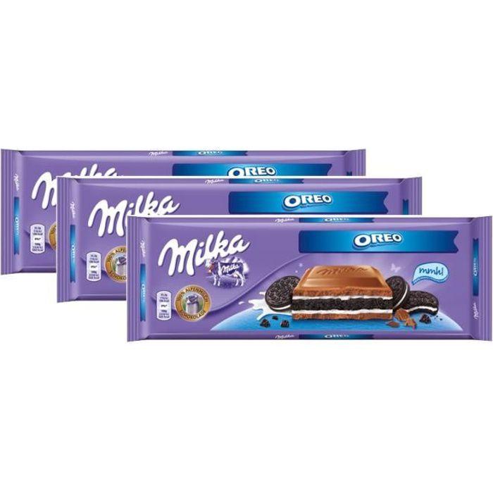Milka & Oreo Chocolat 3 x 300g