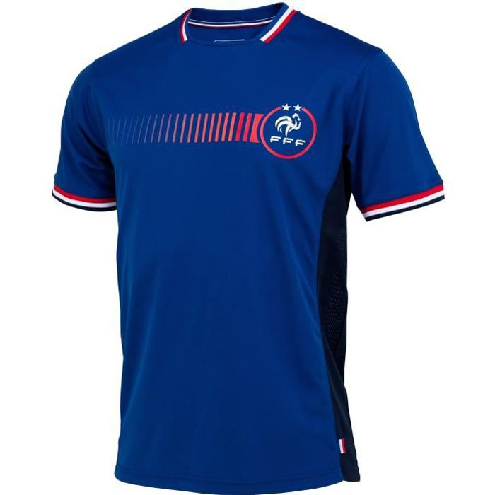 Maillot FFF - Collection officielle Equipe de France de Football