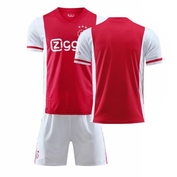 vert 26 20-21 Ajax Jerseys Custom Football Jerseys Sports Kits Hommes Enfants Imprimés Match Team Jerseys Home Away