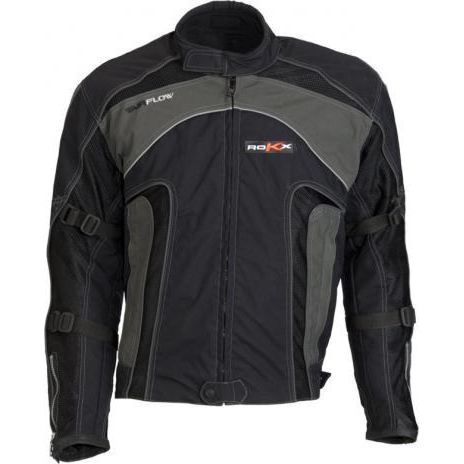 Rokx Veste Hard Road Noir