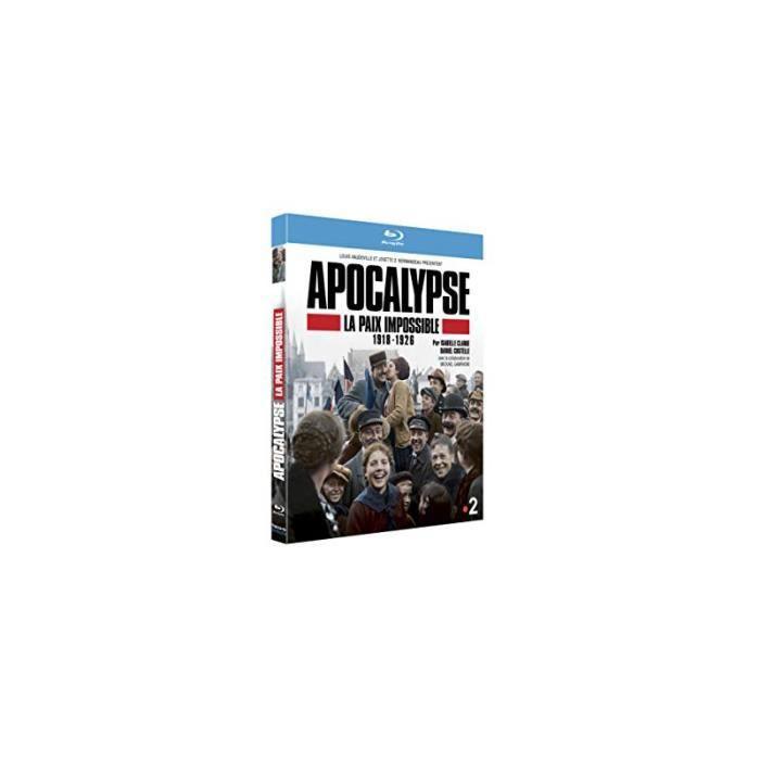 APOCALYPSE LA PAIX IMPOSSIBLE [Blu-ray]