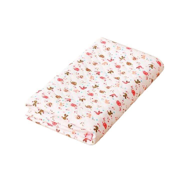 COUCHE 2 Pieces Canapé d'Urine Bébé Pad Femmes Menstrual