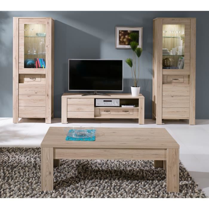 meuble tv et table basse. Black Bedroom Furniture Sets. Home Design Ideas