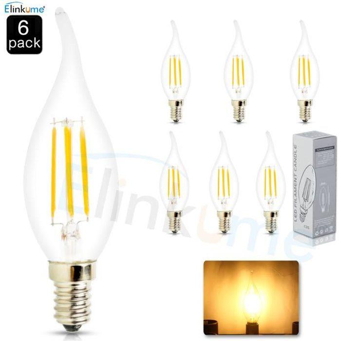 10x DEL bulp Kanlux rapide Maxx 12 W DEL B22 6500K blanc froid lampe DEL 1x 5x
