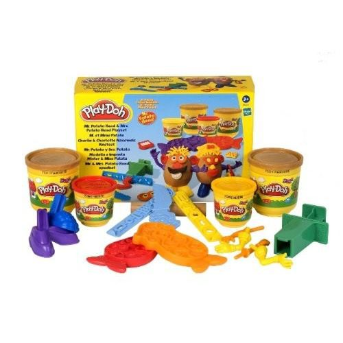 play doh mr et mme patate p 226 te a modeler achat vente p 226 te 224 modeler cdiscount