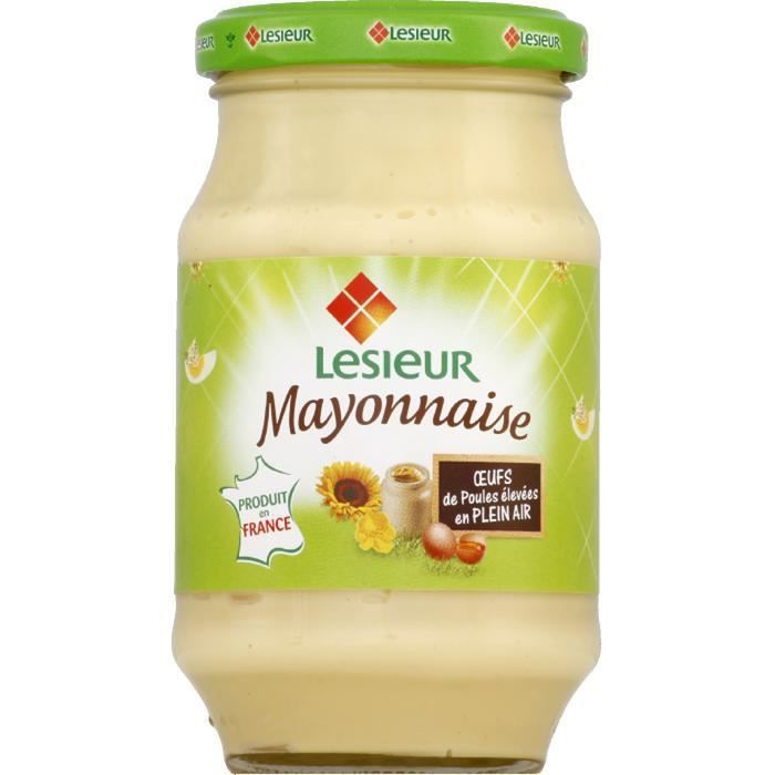 lesieur mayonnaise classique 235g achat vente mayonnaise sauce froide lesieur mayonnaise. Black Bedroom Furniture Sets. Home Design Ideas