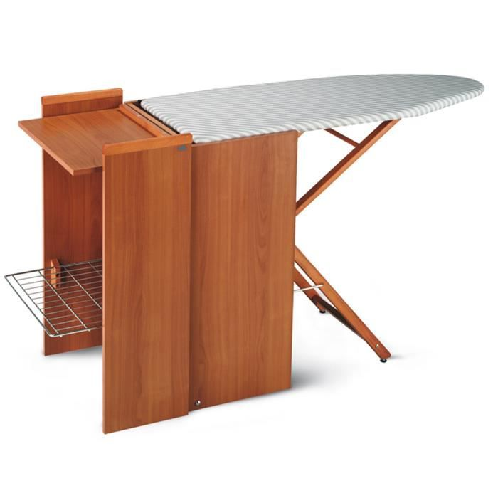 Grande table a repasser maison design - Table a repasser escamotable dans placard ...