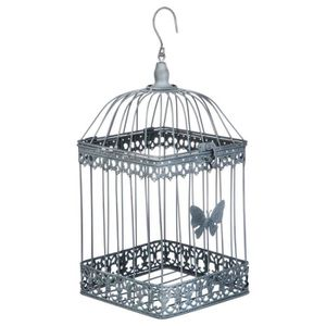 cage a oiseaux decorative achat vente cage a oiseaux decorative pas cher black friday le. Black Bedroom Furniture Sets. Home Design Ideas