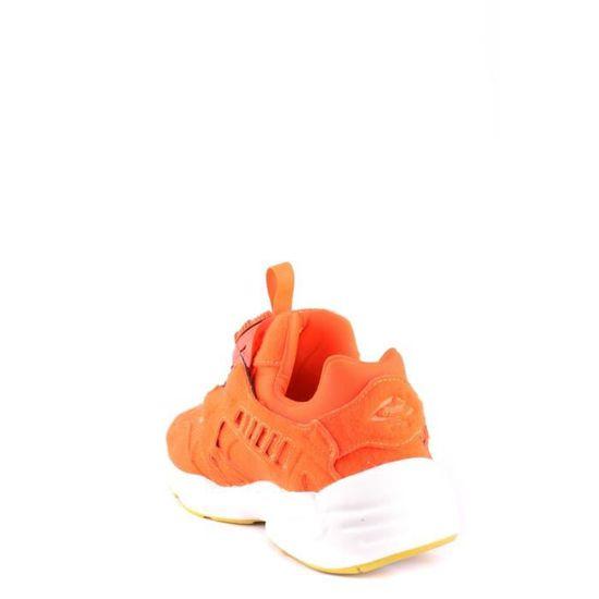 puma femme orange