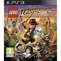 LEGO INDIANA JONES 2 : L'aventure continue / JEU C