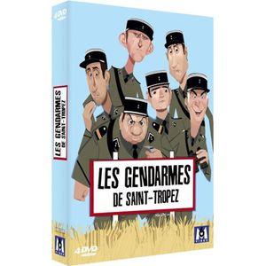 DVD FILM Les Gendarmes - L'intégrale - Coffret DVD
