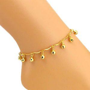 CHAINE DE CHEVILLE CHAINE DE CHEVILLE Bells Femmes cheville Bracelet