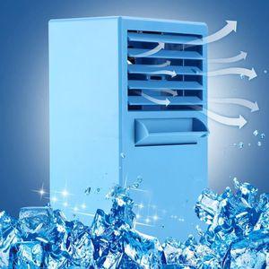 CLIMATISEUR FIXE Refroidisseur d'air de bureau   le visage vaporeux