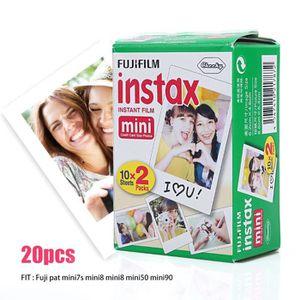 APP. PHOTO INSTANTANE Film Fujifilm Instax White Edge 20 feuilles pour F