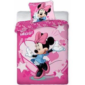 HOUSSE DE COUETTE SEULE Parure de lit Minnie - Disney