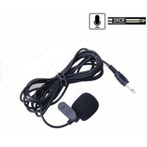 CASQUE AVEC MICROPHONE Microphone Micro 3.5mm prise jack 2.1m pour autora