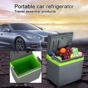 RÉFRIGÉRATEUR CLASSIQUE 25L Réfrigérateur universel de voiture froide et c