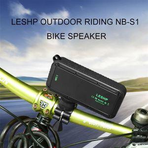 ENCEINTE NOMADE LESHP NB-S1 Enceinte Bluetooth Sport Vélo Étanche