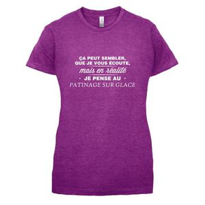 T-SHIRT Dressdown T-shirt  Mais en réalité - patinage sur