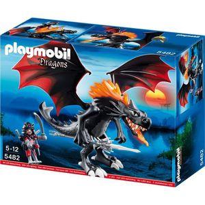 UNIVERS MINIATURE PLAYMOBIL 5482 Grand Dragon Royal avec Flamme