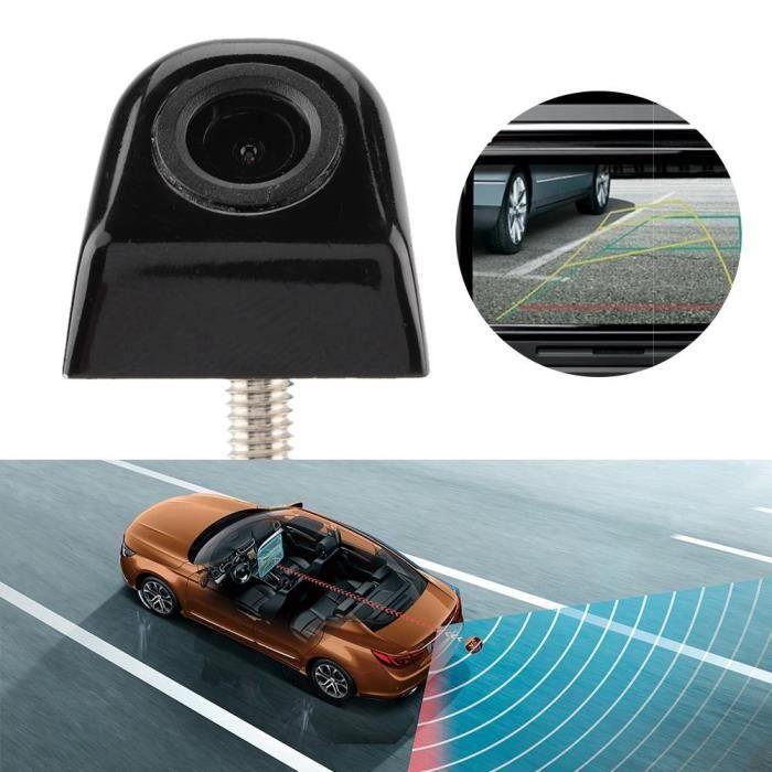 Atyhao caméra de recul de voiture Caméra de recul universelle pour voiture, vue arrière, vue arrière, zone aveugle, caméra de
