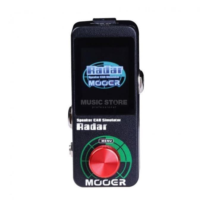 Mooer Radar - Simulateur de baffle