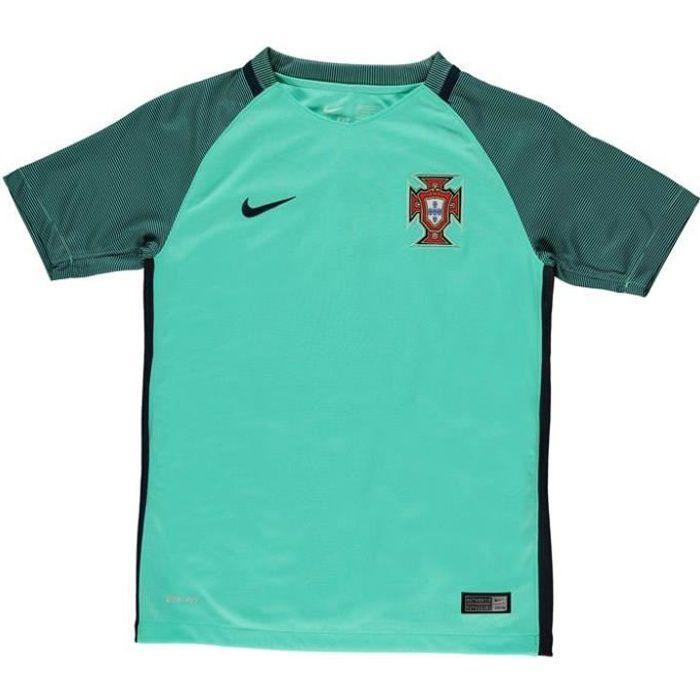 Maillot Officiel Enfant Nike Portugal Away Euro 2016