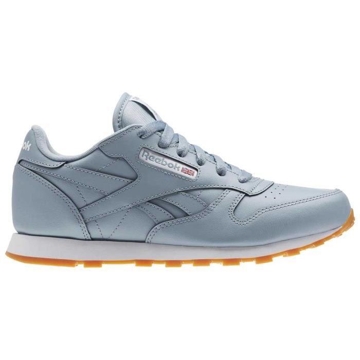 Chaussures enfant Chaussures de tennis Reebok Classics Leather Gum