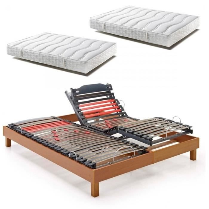 Ensemble relaxation alitea relax ensemble confort relax 2x70x190 achat ve - Ensemble literie relaxation ...