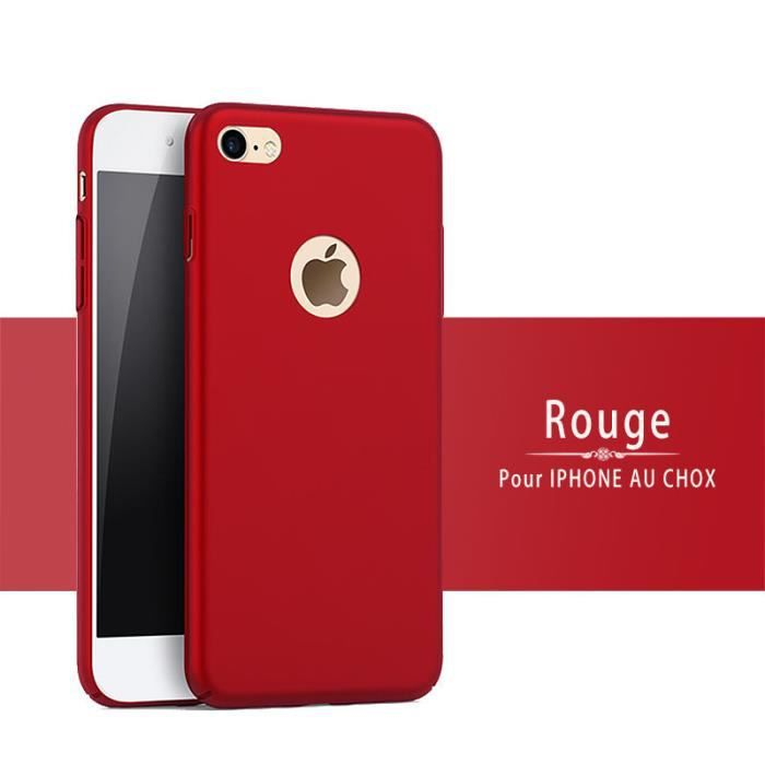 coque iphone 7 ultra fine mat