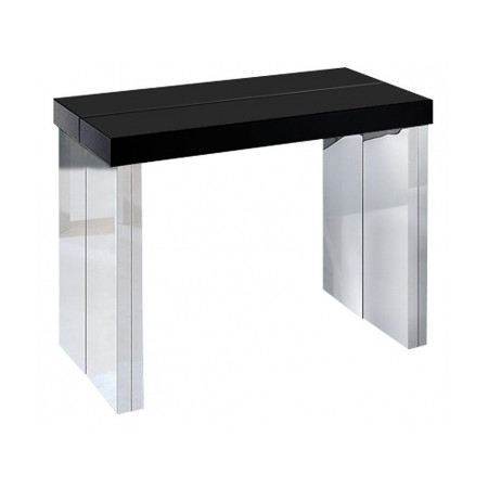Console table console extensible suprima 3 rallonges - Console table rallonge ...