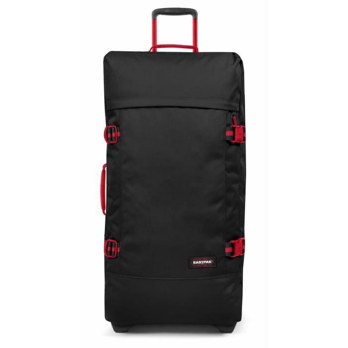"Eastpak Trolley Valise Sac de voyage roulettes Valise /""Tranverz L/"" TSA Serrure Noir"