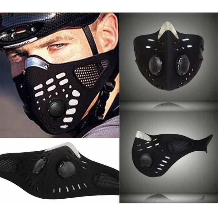 masque bouche anti pollution
