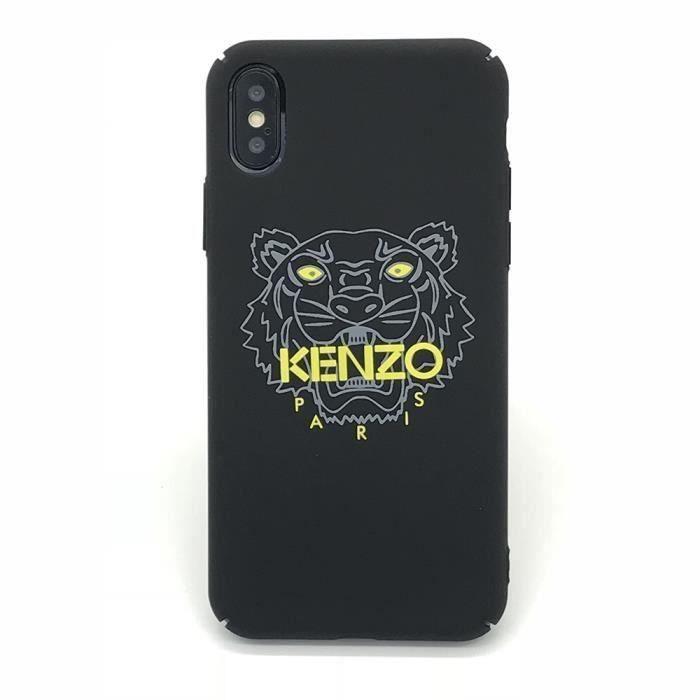 Coque iphone 8 kenzo rigide