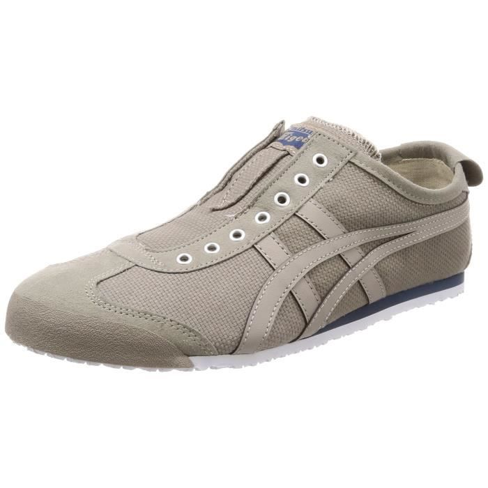 Asics de la population adulte hommes Onitsuka Tiger Mexico 66 Slip on top Sneakers 3KCUON Taille 36
