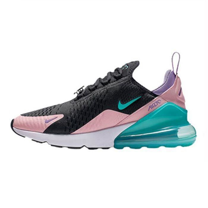 air max 270 rose bleu