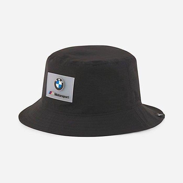 Chapeau Puma Bmw M Mtsp Bucket Hat - noir - TU