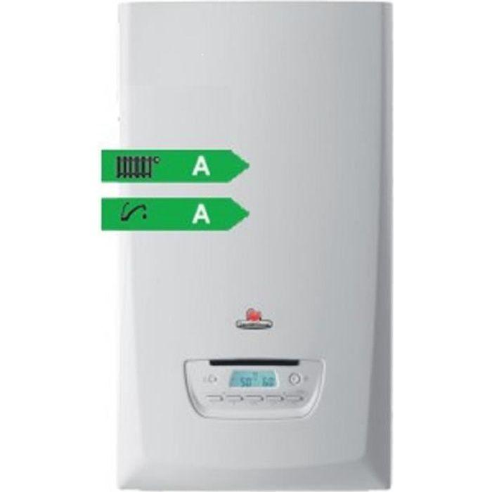 SAUNIER DUVAL Chaudi/ère /à gaz condensation ThemaFast Condens F 25 Compl/ète