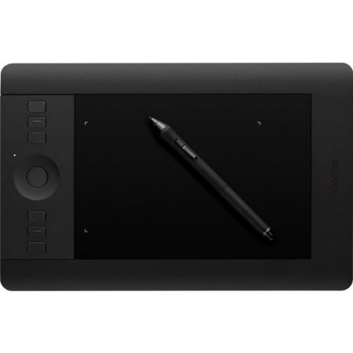 TABLETTE GRAPHIQUE WACOM INTUOS PRO Small Tablette graphique Pen + To