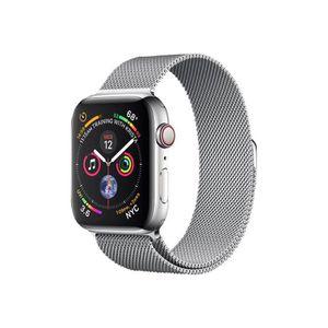 MONTRE CONNECTÉE Apple Watch Series 4 (GPS + Cellular) 40 mm acier