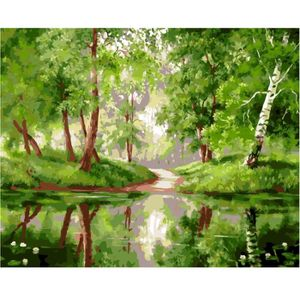 foto de Tableau peinture numero - Achat / Vente pas cher