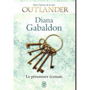 LITTÉRATURE FRANCAISE Livre - outlander ; le prisonnier ecossais