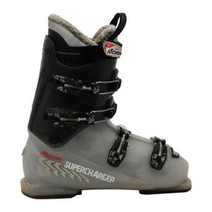 CHAUSSURES DE SKI Chaussure de Ski Junior Nordica Supercharger gris