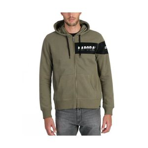 Sweat zippe kaporal homme