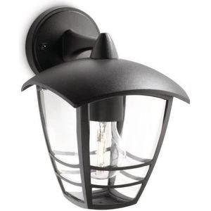 LAMPION CREEK-Applique d'extérieur Descendante Métal H20cm