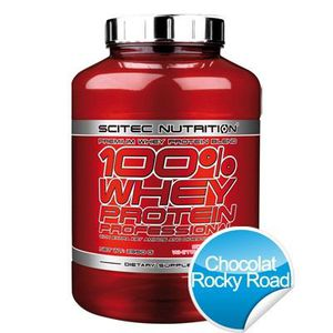 ACIDES AMINÉS 100% Whey Protein Professional - 2350 g - Choco…
