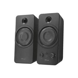ENCEINTES ORDINATEUR TRUST  Haut-parleurs pour PC Zelos 12 Watt