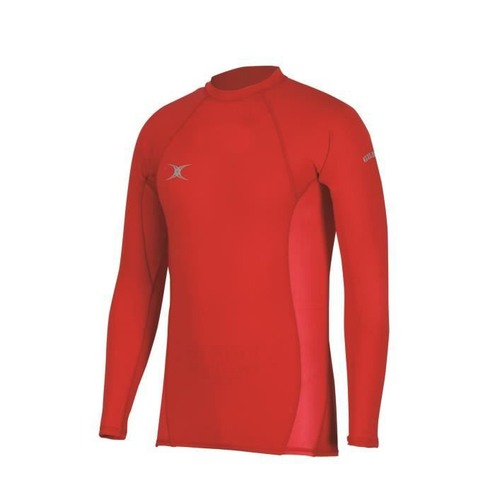GILBERT T-shirt de compression ATOMIC - Adulte - Rouge